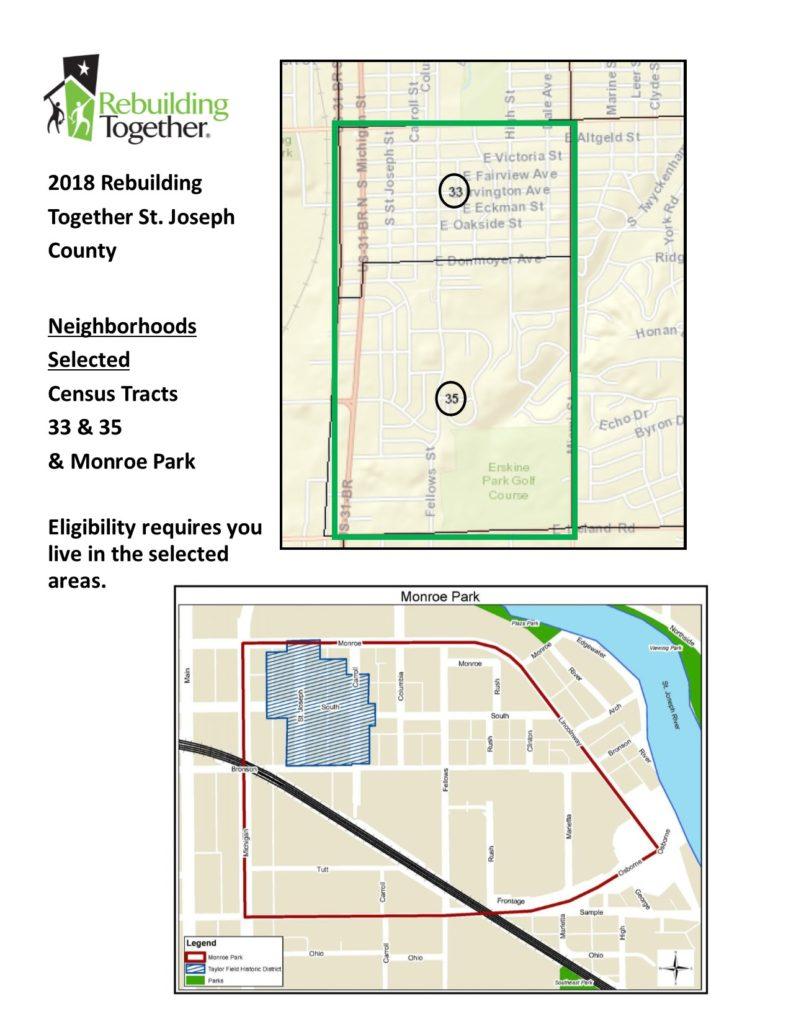 2018 RT Neighborhood Selection